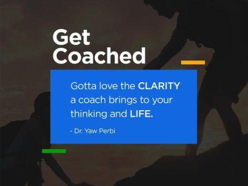 50 Shades of Coaching